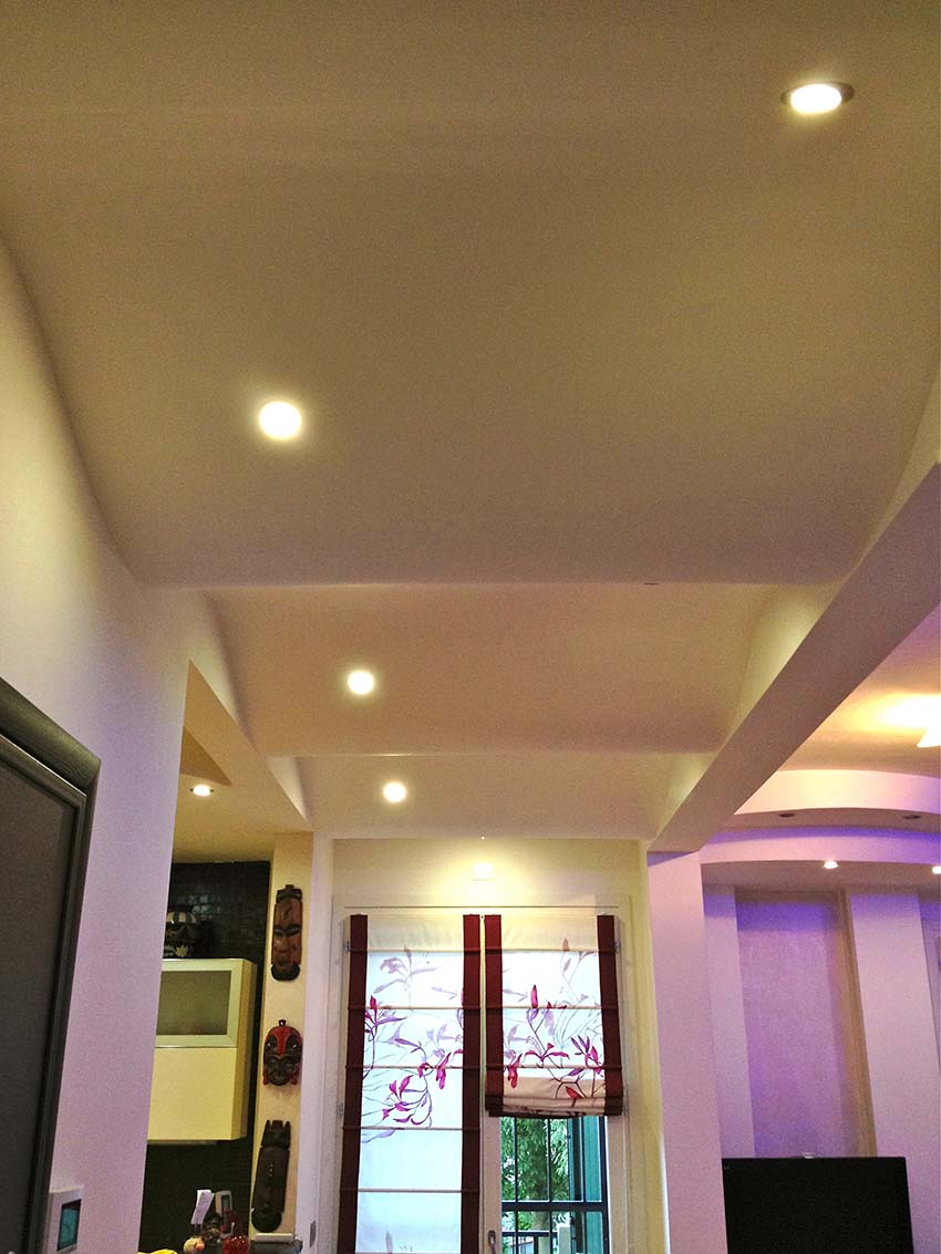 Soffitto onde