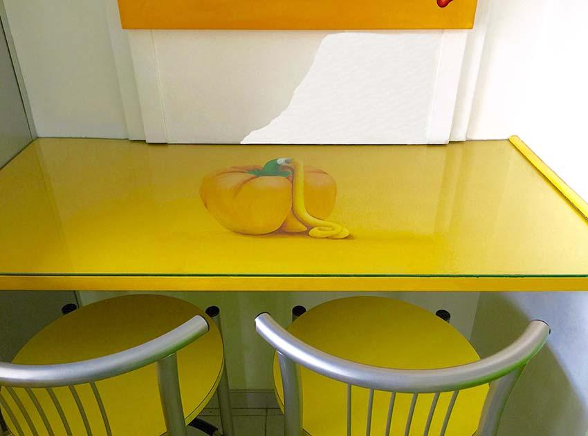 tavolo peperone